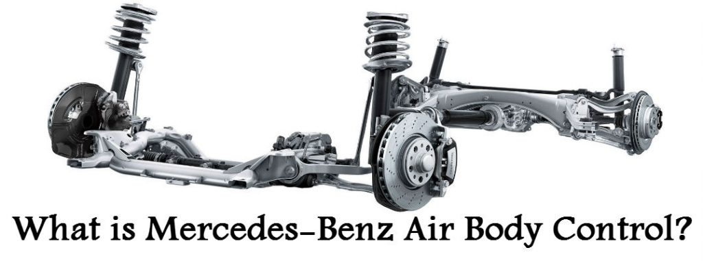 What is the Mercedes-Benz Air Body Control System?