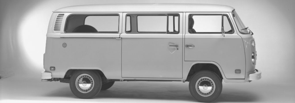 history of the vw
