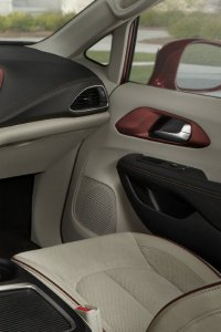 2017 Chrysler Pacifica Interior Accent Colors