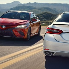 All New Toyota Camry 2018 Thailand Beda Grand Avanza Dengan Veloz Trim Level Differences
