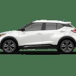 2020 Nissan Kicks Aspen White O Glendale Nissan