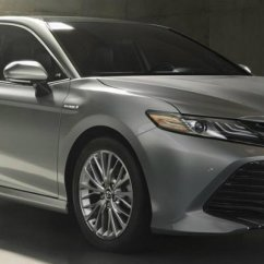 All New Camry 2018 Philippines Agya 1.2 Trd M/t 2019 Toyota Fuel Economy And Maximum Driving Range On The Parked In Modern Style Garage