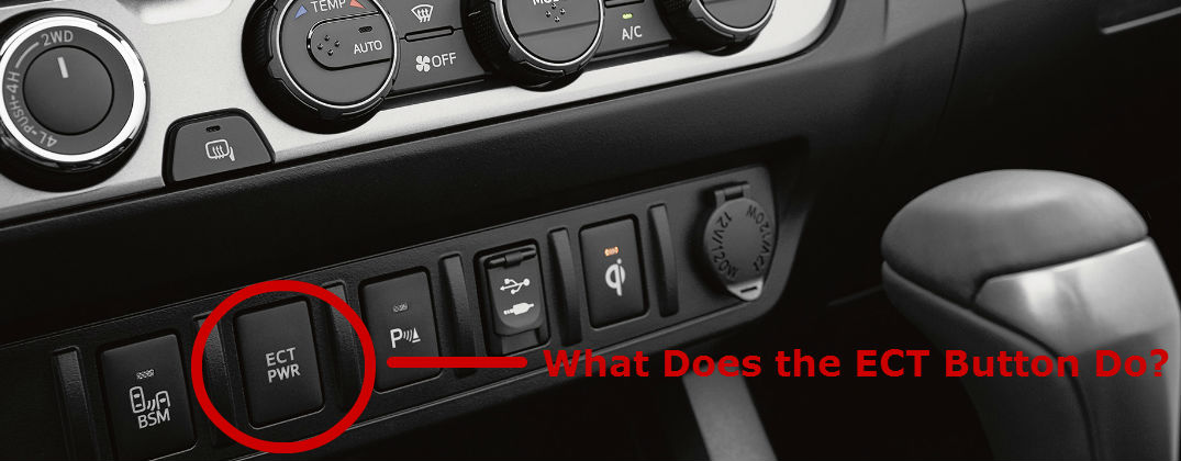 2003 Honda Element Radio Wiring What Does The Toyota Tacoma Ect Button Do