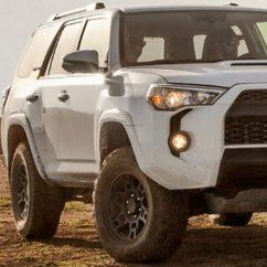 Toyota Yaris Trd White Harga Innova New Venturer What Are The 2018 4runner Interior And Exterior ...