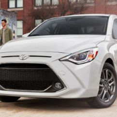 Toyota Yaris Trd Uae Harga All New Sportivo 2018 Official 2019 Sedan Release Date And Design Specs Grille On City Street