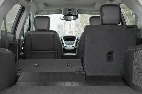 how many does a 2017 chevy equinox seat. Black Bedroom Furniture Sets. Home Design Ideas