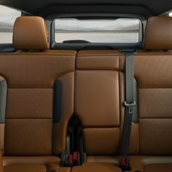 Captain Chairs Suv Keenets Fishing Chair Seating Capacity Of The 2018 Gmc Acadia 5 Passenger Configuration