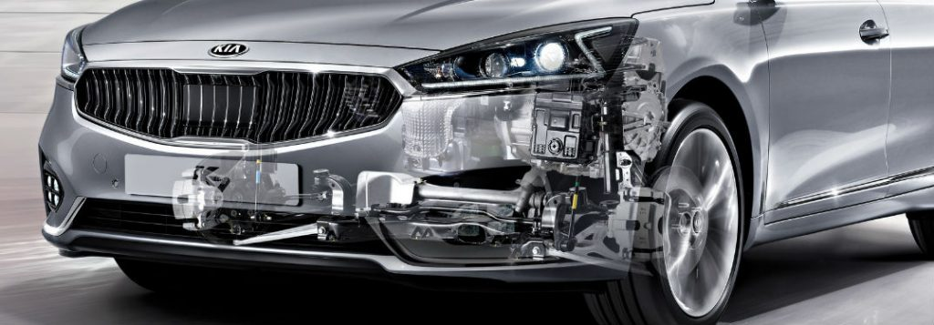 What Kia Vehicles Will Have The New 8 Speed Transmission