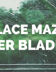 also how to replace the mazda windshield wiper blades rh mazdaoflodi
