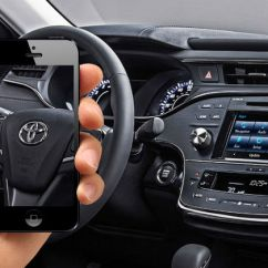 Interior All New Camry 2016 Grand Veloz Putih Will The Apple Watch Work In My Toyota At Gale Enfield