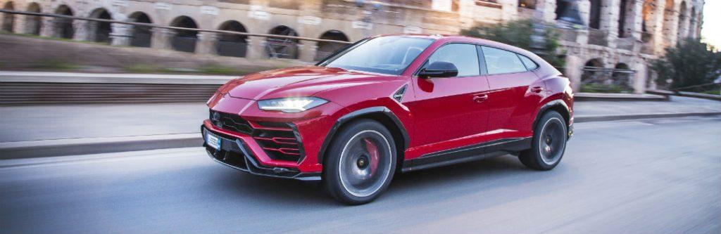 2018 Lamborghini Urus Around the World in Four Months