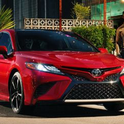 All New 2018 Camry Release Date Brand Toyota Muscle Sedan Specs Features O