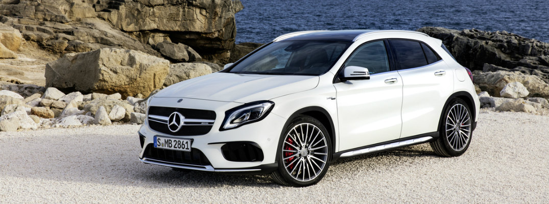 2018 Mercedesbenz Gla New Features And Release Date
