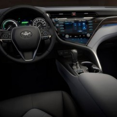 All New Camry 2019 Interior Spesifikasi Grand Avanza E 2015 Toyota Features Dash And Wheel