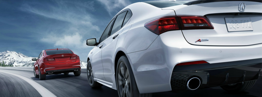 2019 acura tlx a spec features