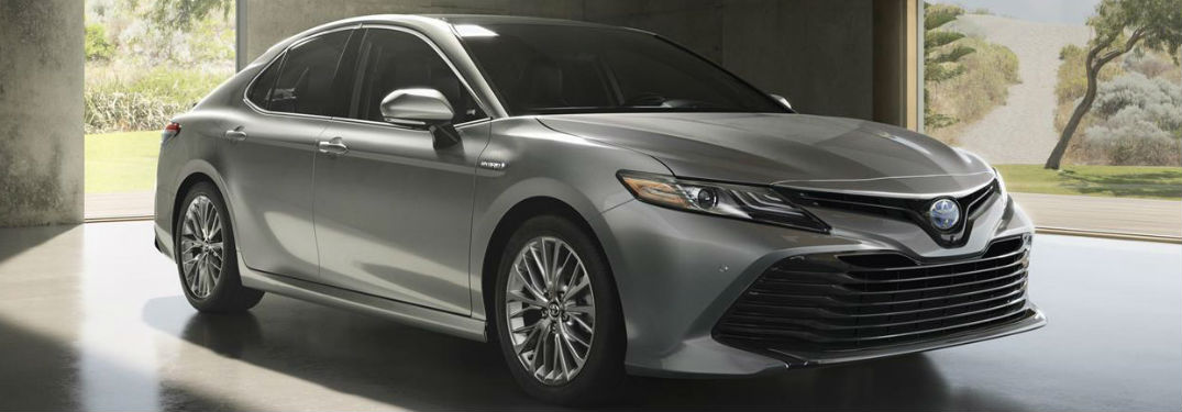 all new camry 2018 interior kijang innova ets2 toyota and cargo volume
