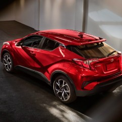 New Yaris Trd 2017 Toyota Merah Models Debut At The Chicago Auto Show