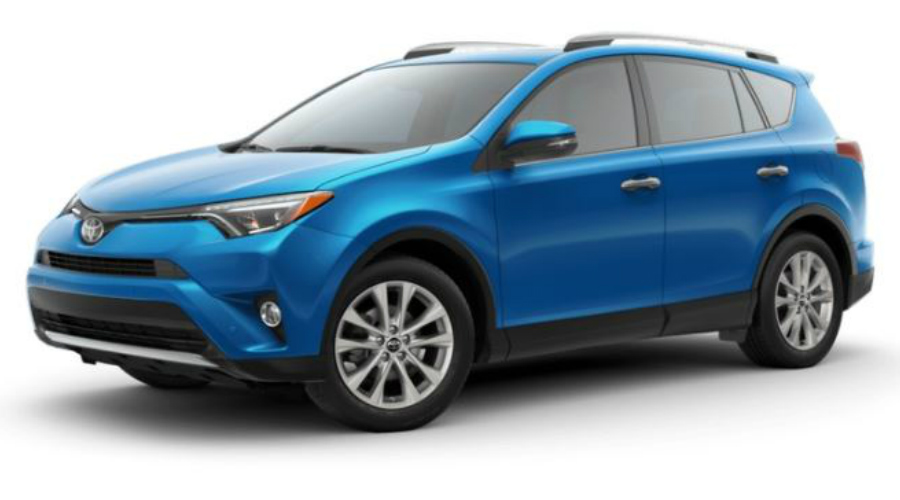 What Colors Does the 2018 Toyota RAV4 Come in?