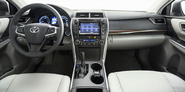 brand new camry price velg grand avanza 2015 what are the 2017 toyota prices and trim levels xle front interior with entune