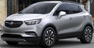 How Many Passengers Fit Inside 2017 Buick Encore