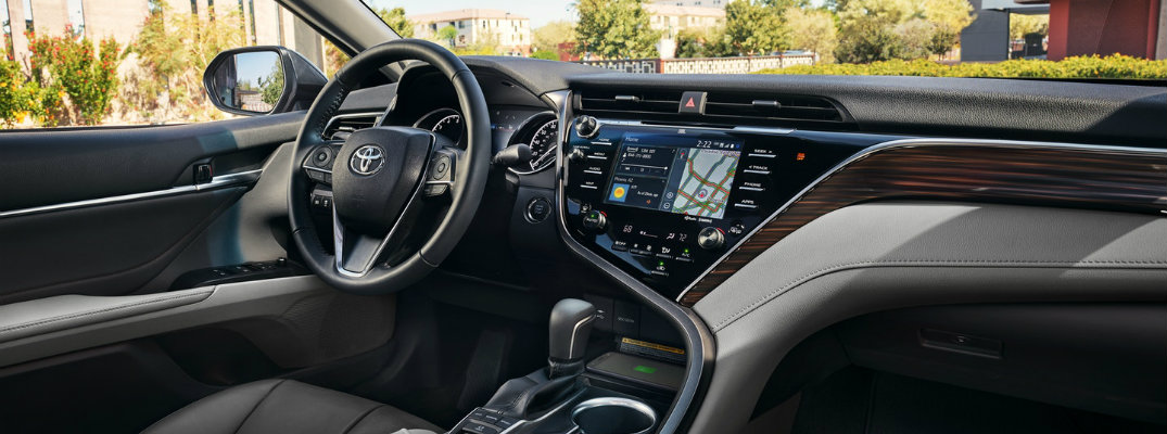 all new camry interior speedometer grand veloz 2018 toyota technology upgrades and convenience