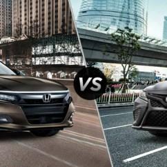 All New Camry Vs Accord Philippines 2018 Honda Toyota
