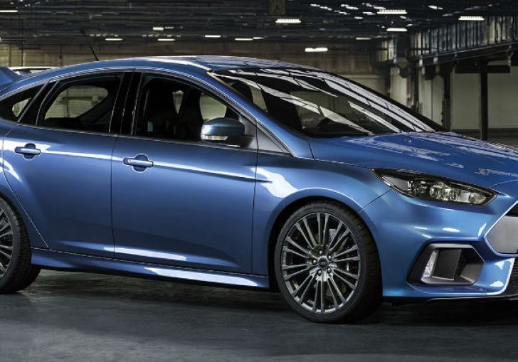 Ford Focus Rs 2016 Price