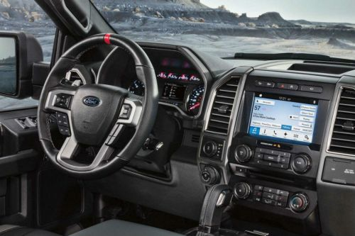 small resolution of 2018 ford f 150 s driver s cockpit