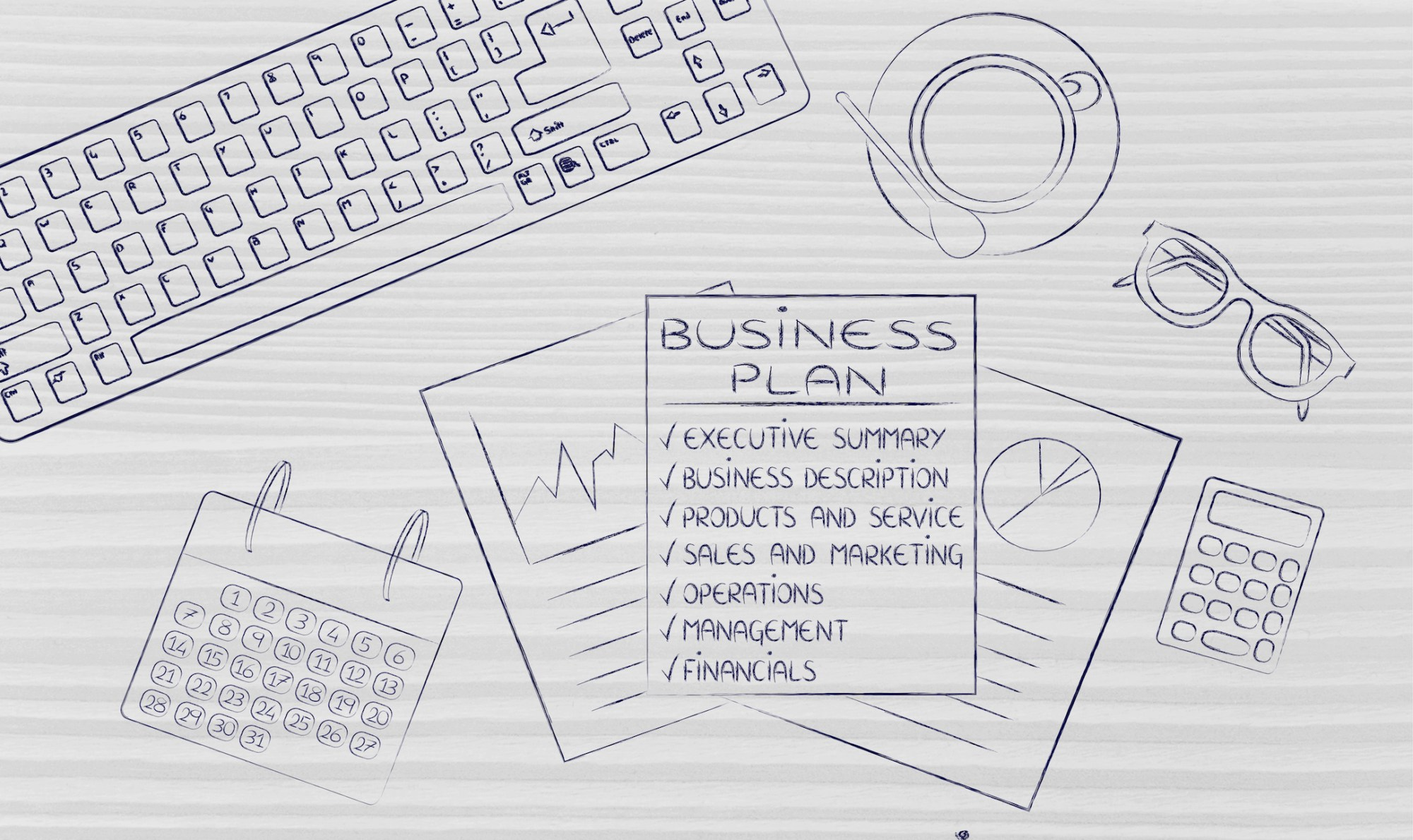 hight resolution of event business plan