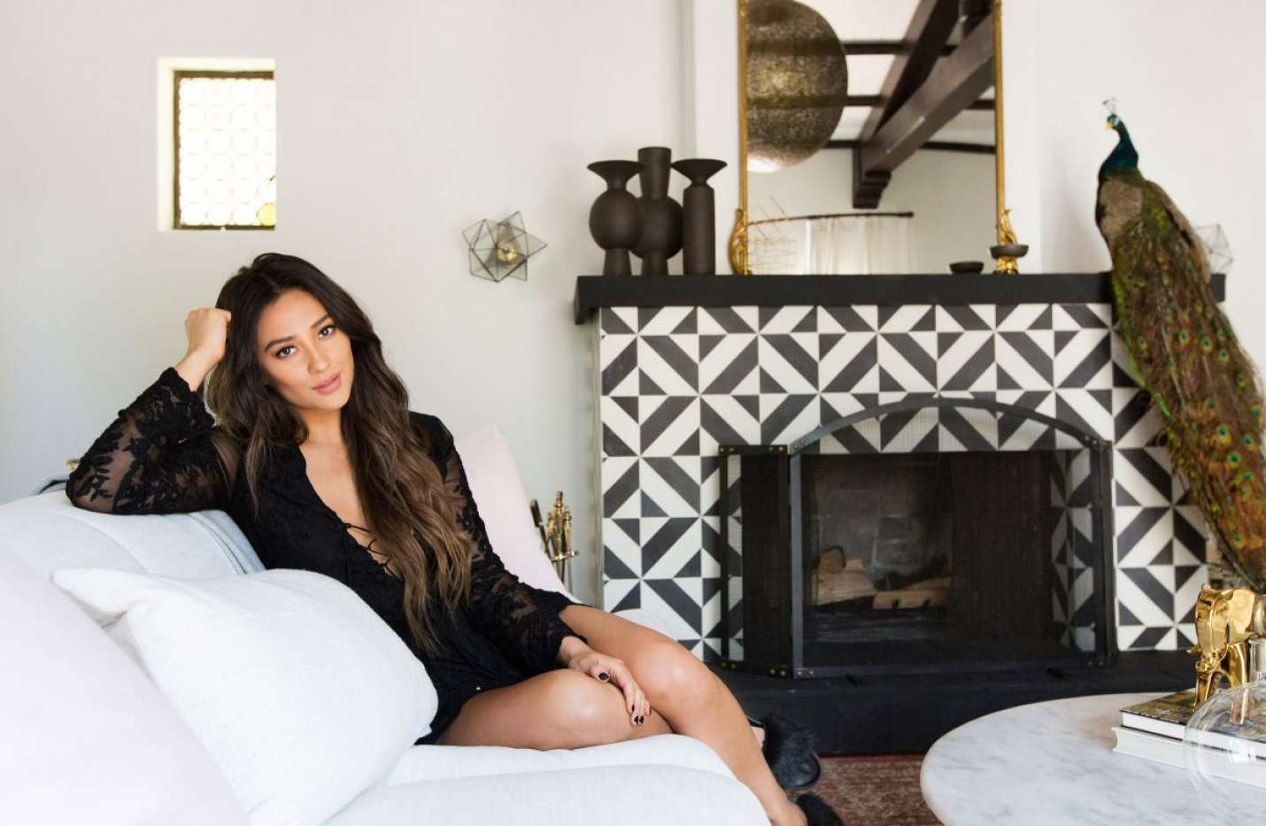 WHAT CELEBRITIES ARE WEARING AT HOME