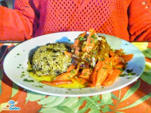 Restaurante Atrás da Matriz, em Tiradentes/MG