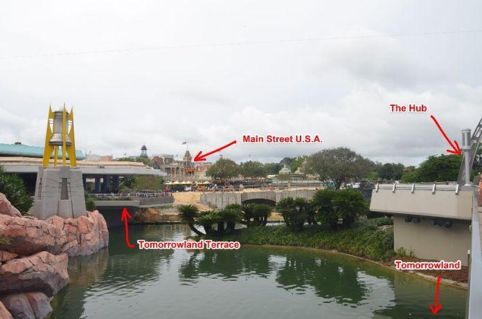 Tomorrowland Bridge