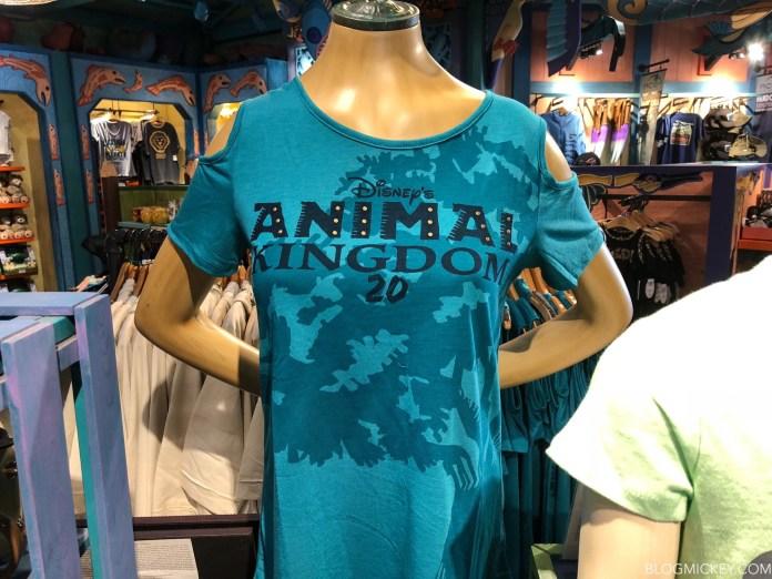 Animal Kingdom 20th Anniversary Merchandise