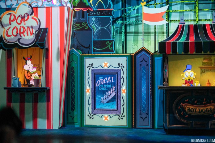 Great Movie Ride Easter Eggs