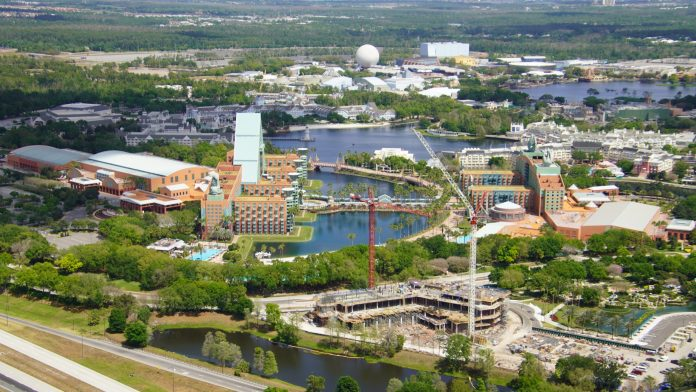[Walt Disney World] The Swan Reserve (été 2021) Cove-hotel-aerial-04052020-1-scaled