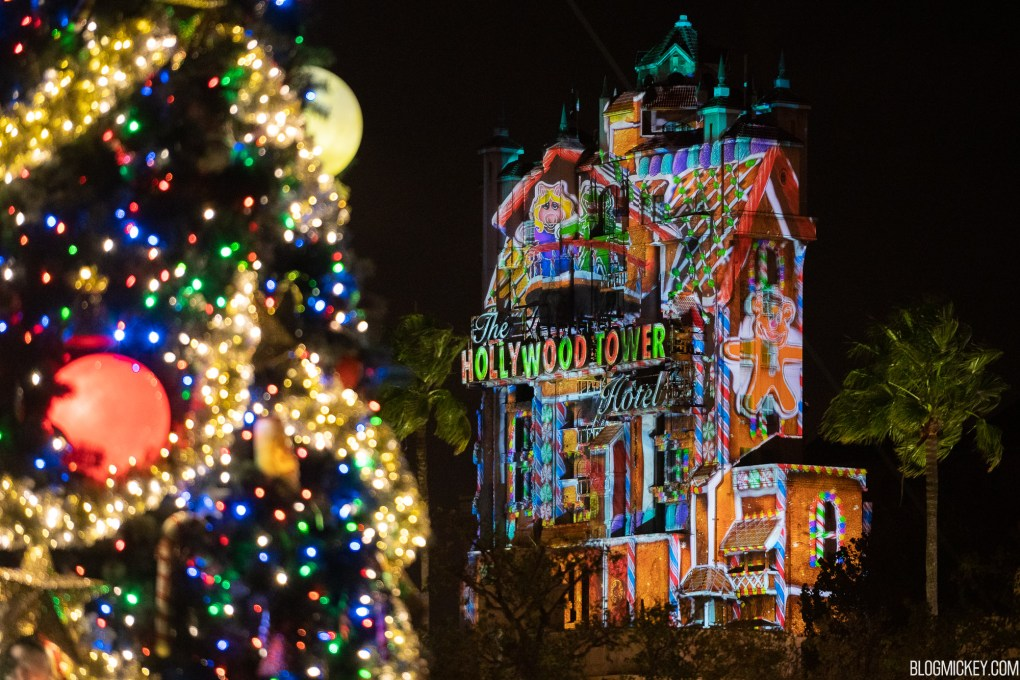 hollywod holiday tower hotel christmas 2020 19