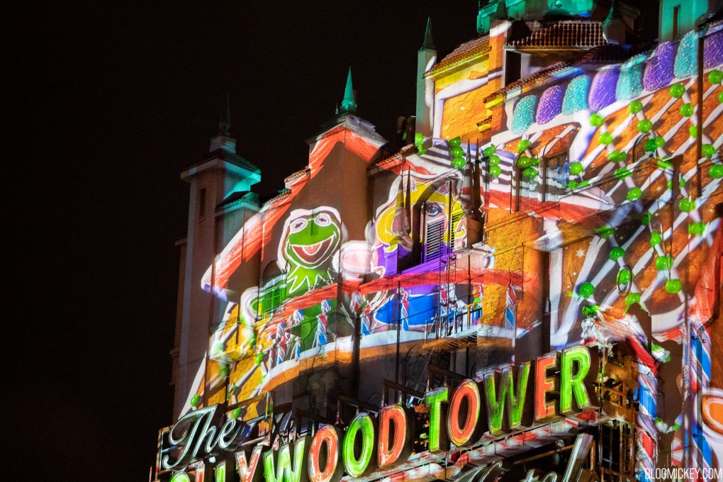 hollywod holiday tower hotel christmas 2020 5