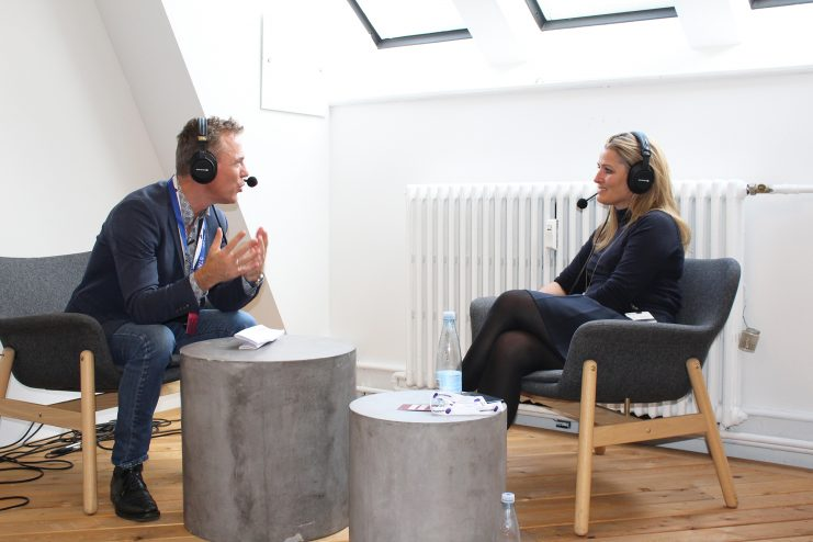 Pia Tellefsen Cfo Groupm Danmark Linkedin
