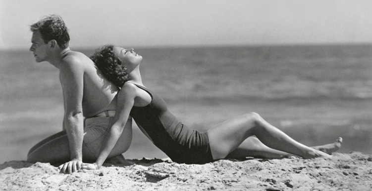Douglas Fairbanks Jr. and Joan Crawford, Nickolas Muray for Vanity Fair 1929