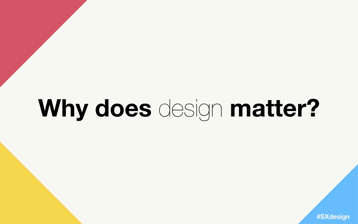 2.1 - Why design-