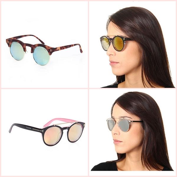 óculos passarela