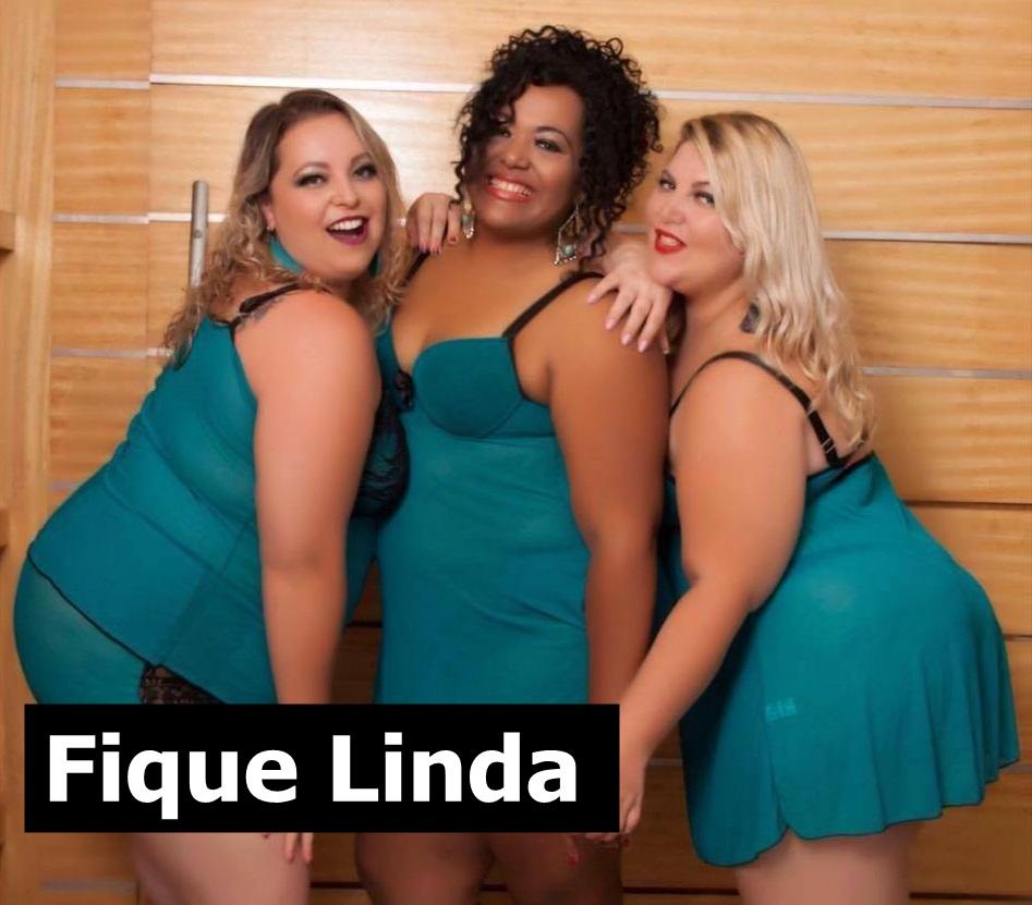 fique linda bazar plus size do blog mulherao