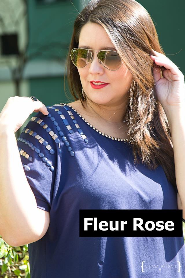 fleur rose bazar plus size do blog mulherão