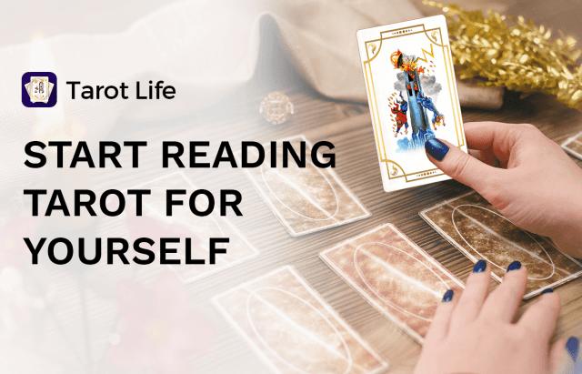 reading tarot