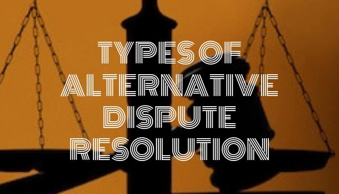 Alternative Dispute