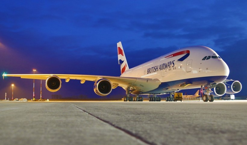 british airways official site