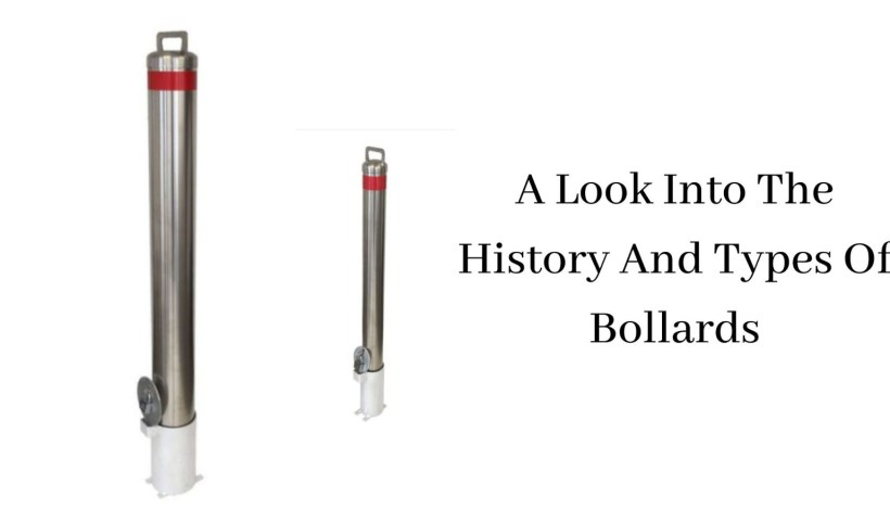 A Look Into The History And Types Of Bollards