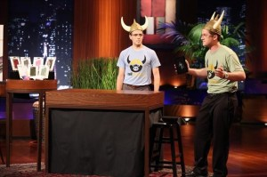 Would you trust these Bozos with your iPhone? on Sharktank courtesy ABC