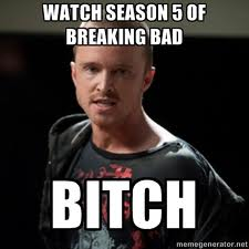 Don't miss final 8 episodes of Breaking Bad in August set your DVR