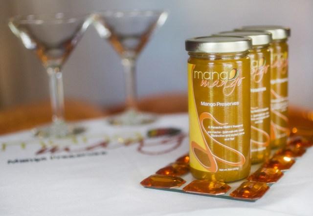 mango jars